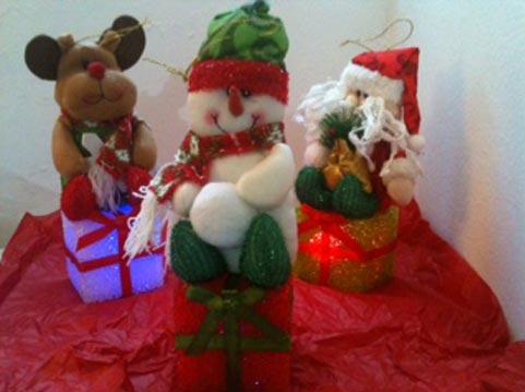 venta de regalos navidenos:
