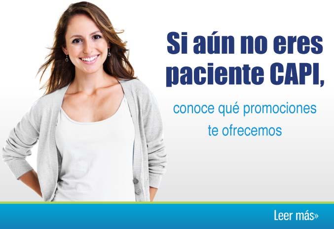 Promociones a los no pacientes CAPI