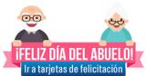 Día del abuelo, felicitaciones virtuales