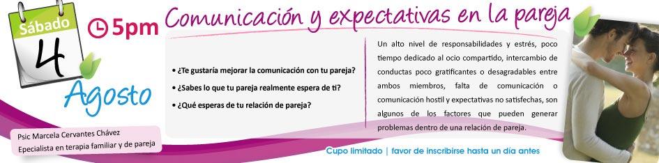 comunicacion y expectativas