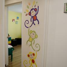 Consultorio para niños
