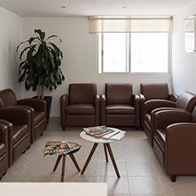 Sala de espera CAPI