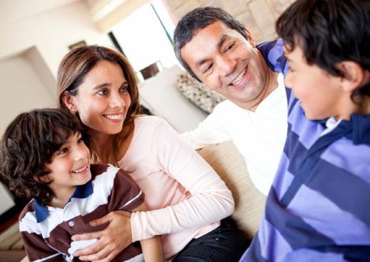 programa de asesoria para padres de familia