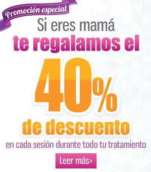 40% de descuento en tratamiento psicológico para mamás