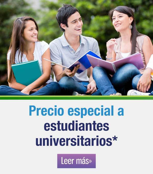Precio especial para estudiantes universitarios en terapia psicologica individual