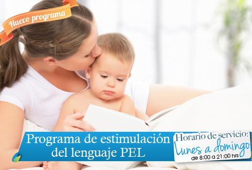 Programa de estimulación del lenguaje para niños de 1 a 3 años