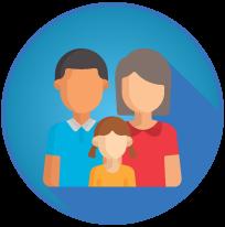Pláticas en línea sobre familia. Psicologos df