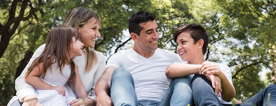 terapia familiar, mejorar la relación entre itegrantes